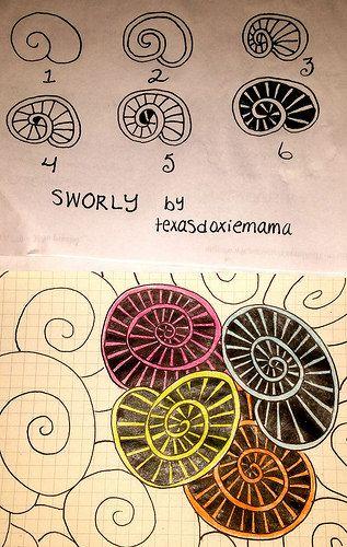 Sworly tangle | by texasdoxiemama