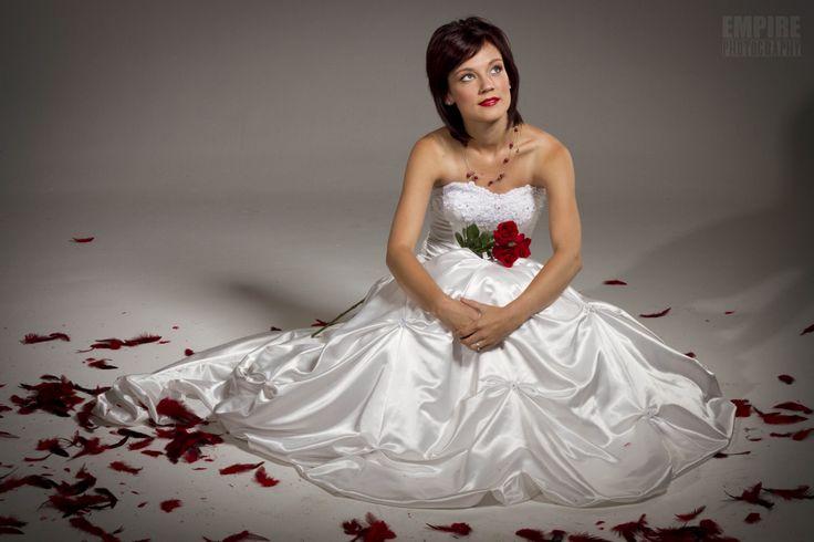 """Model : """"Model in Wedding dress"""""""