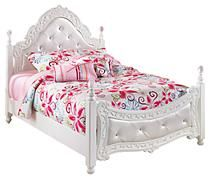 girls bed - Ashley - Exquisite