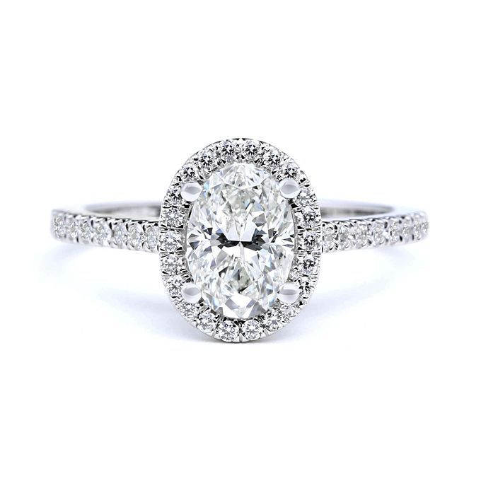 brides oval cut engagement rings center universe oval