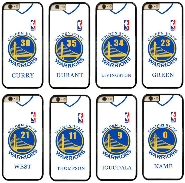 JR0504 Stephen Curry Kevin Durant Golden State Warriors Hard Cell Phone Case Cover Fits For iphone X 5s 6 6s 6s plus 7 7 8 8plus