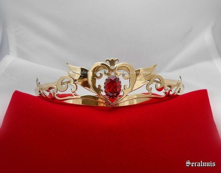 'Neo Queen Serenity' handmade crown by seralune on DeviantArt