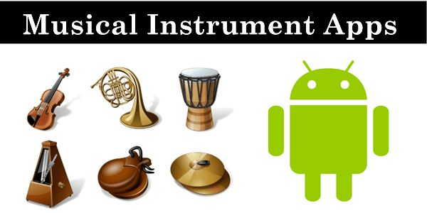 Top 10 Best Android Musical Instrument Apps
