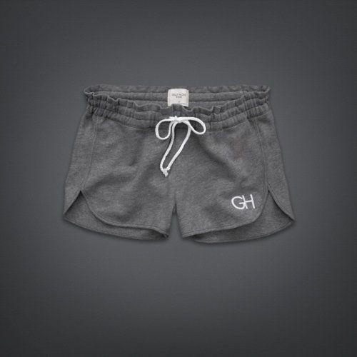 High Waisted Knit Shorts | GillyHicks.com