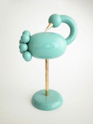 70′s Finland aarikka Bird Object www.femtrenoll.com