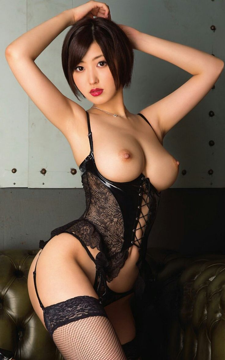 Sexy asian big tit