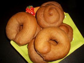 Κουζινοπαγίδα της Bana Barbi: Μουστοκούλουρα αφράτα σαν του φούρνου
