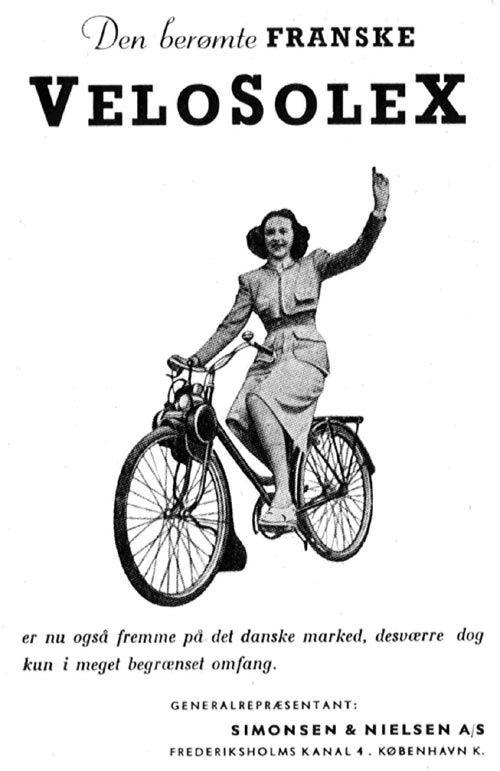 Den berømte Franske Velosolex #velosolex #moped #knallerter