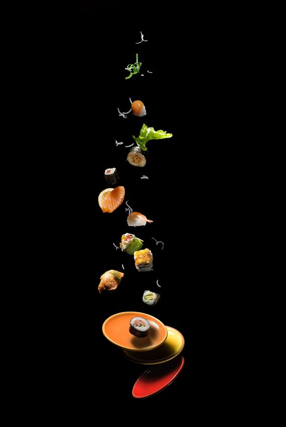 flying sushi by hherbert on 500px