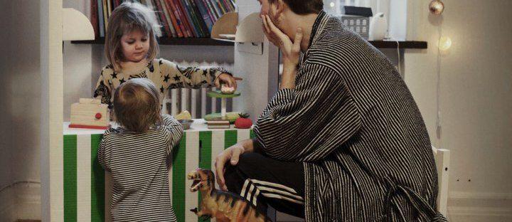 Suecia da 3 meses remunerados de permiso por paternidad #unamamanovata #conciliacion #paternidad ▲▲▲ www.unamamanovata... ▲▲▲