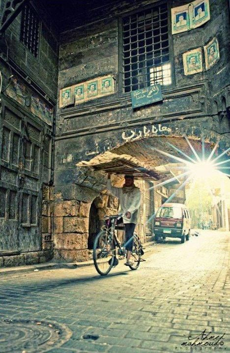 Cairo, I love this picture