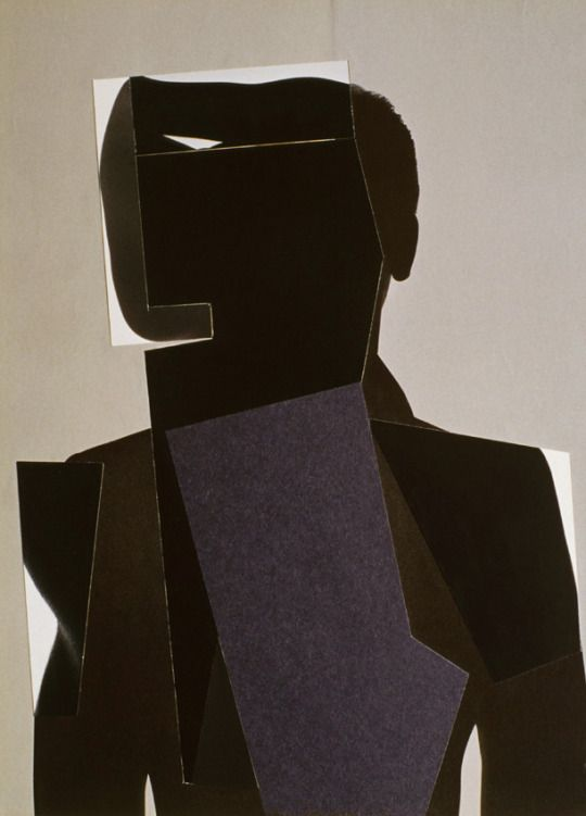 La nuit blanche:  frank Rheinboldt  2001 collage
