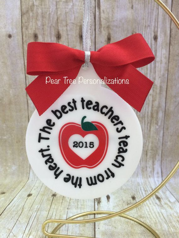 The 25+ best Teacher ornaments ideas on Pinterest