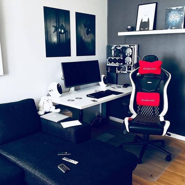 25 Cool And Stylish Gaming Desks For Teenage Boys Styles Decor
