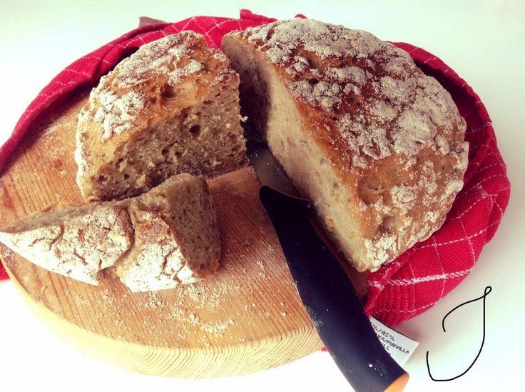 helppo_gluteeniton_leipä