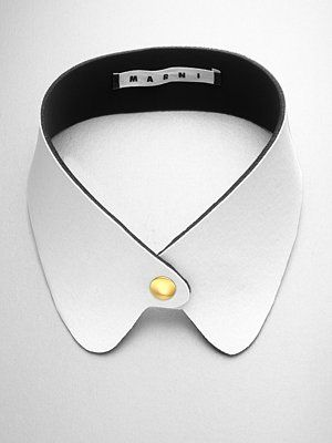 marni collar from fall 2012