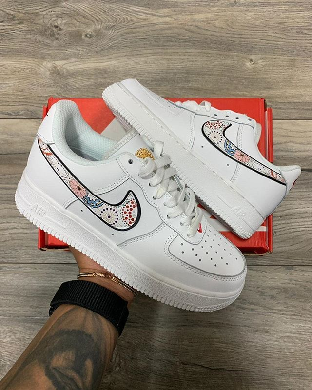 NIKE AIR FORCE (MUJER) DISPONIBLE $150MIL ENVÍO INCLUÍDO ...