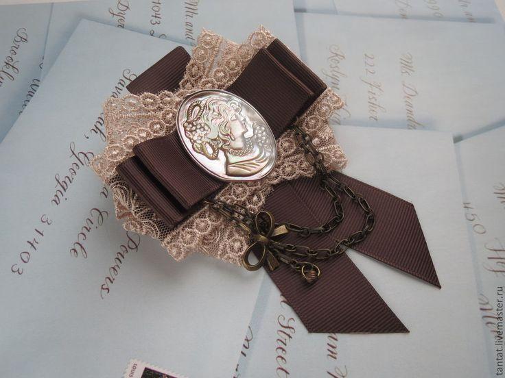 Купить Коллекция брошей Pearl & Pearls. - броши с камеями, винтажные броши, элегантные броши