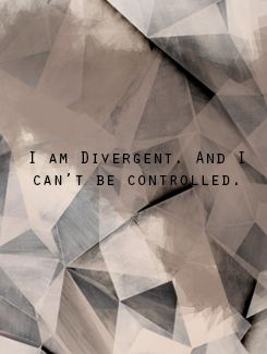 """Well, we're Divergent so, you can't touch us.""  *Music starts*  *Dauntless guards move*   *Moonwalks out*  ""CAN'T TOUCH THIS!""  *Slams door*"