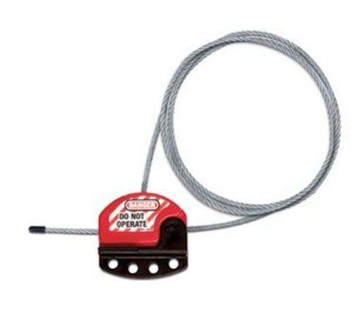 Cheap Masterlock S806 1.8 m M/Lock Lockout Adjustable Cable deals week