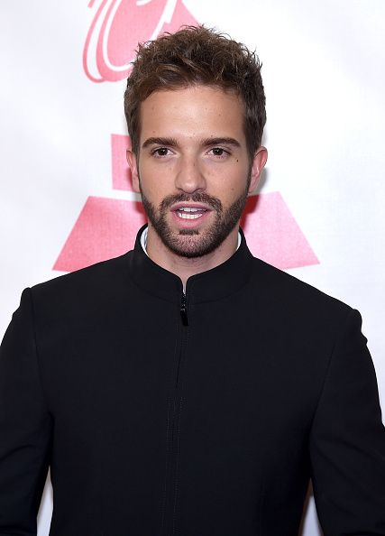 Musician Pablo Alboran attends the 2014 Person of the Year honoring Joan Manuel Serrat at the Mandalay Bay Events Center on November 19 2014 in Las...