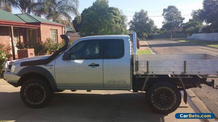 2008 Ford Ranger Extra Cab 4x4 Ute #ford #ranger #forsale #australia
