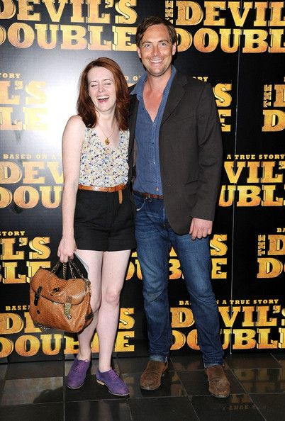 """Stephen Campbell Moore Claire Foy Photos - """"The Devil's Double"""" premiere at the Vue, Leicester Square. - """"The Devil's Double"""" UK premiere"""