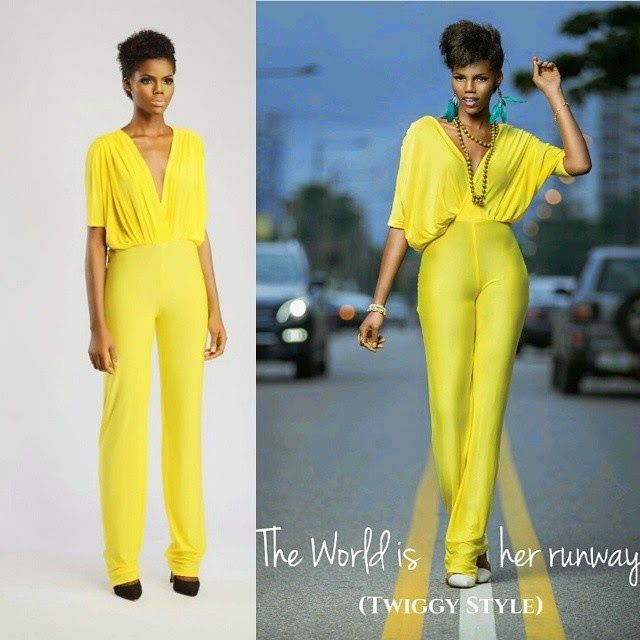 fotofashion : 10 High Fashion Models in Nigeria to WatchOut for ...