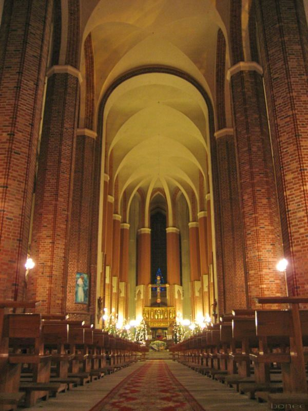 Cathedral Basilica of St. James the Apostle, Szczecin