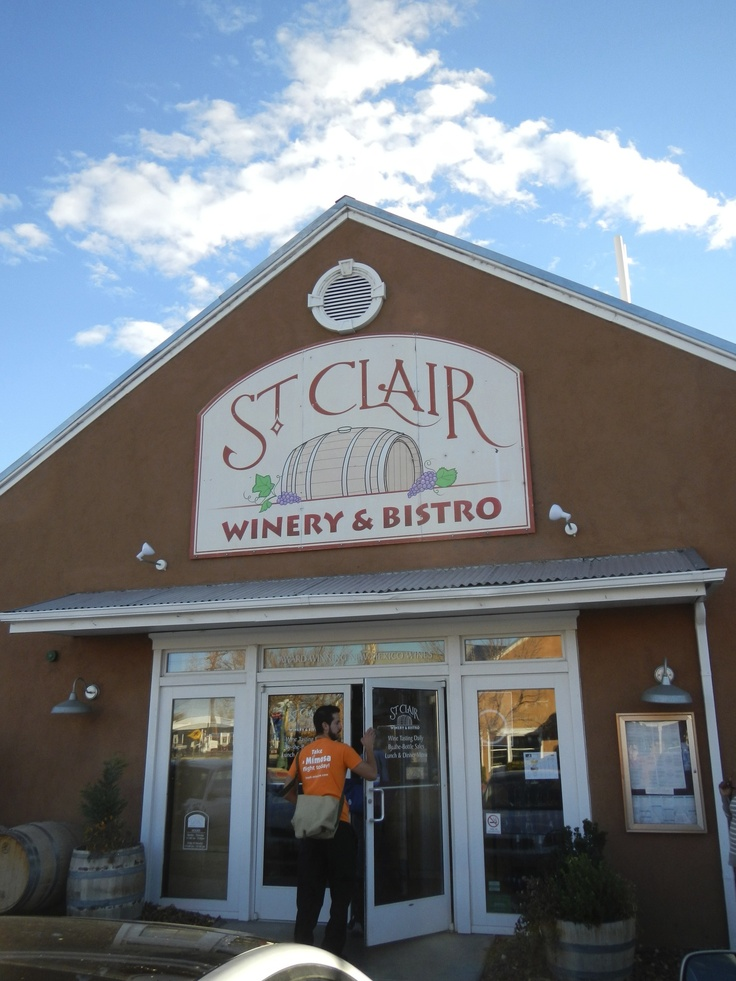 St. Clair Winery and Bistro - Albuquerque, New Mexico - http://www.theconstantrambler.com/review-st-clair-winery-albuquerque