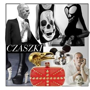 Czaszki to nowy, odważny trend. Współczesna biżuteria nie ma płci. Ma zdobić, budować wizerunek, kreślić styl i charakteryzować. To coś więcej niż element stroju. Znacznie więcej niż inspiracje współczesną kulturą. Trend czerpie z historii sztuki i popkultury.  Odzwierciedla luksus i nieskrępowaną niczym zabawę, grę w… życie i śmierć.