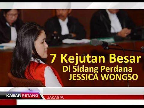 7 Kejutan Besar Di Sidang Perdana Jessica Wongso 15 Juni 2016