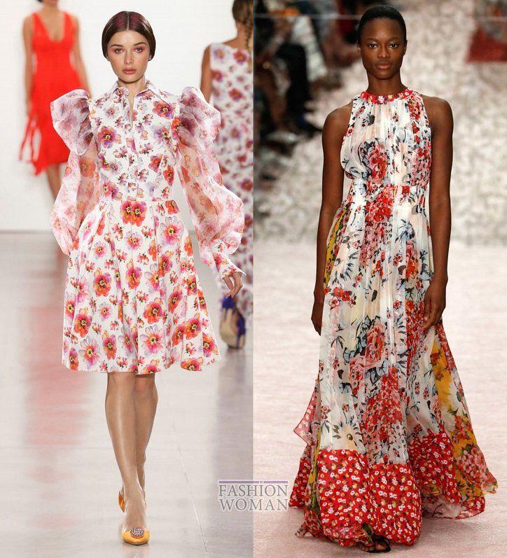 Модные платья весна-лето 2019 новинки фото рекомендации