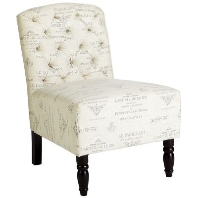 Josette Chair - Frenchy $169.99    I think this little chair is too cute for the guest bedroom!