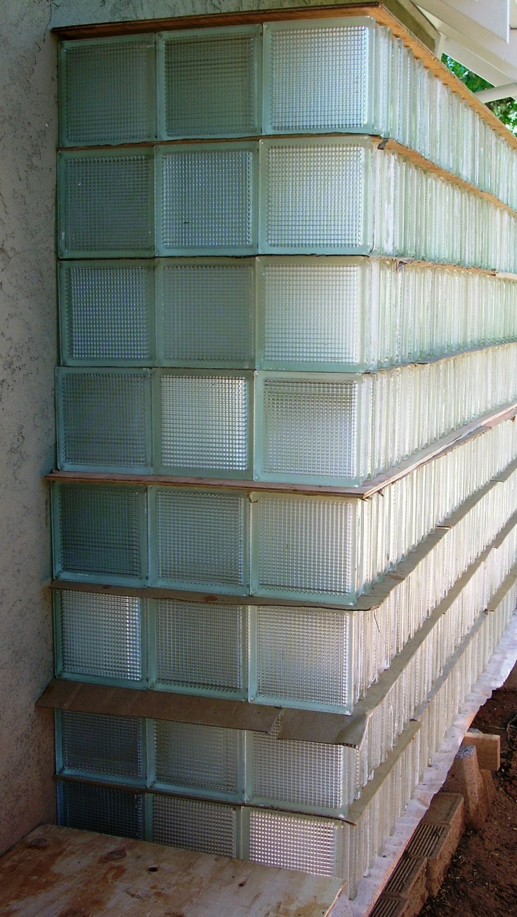 Vintage Glass Blocks