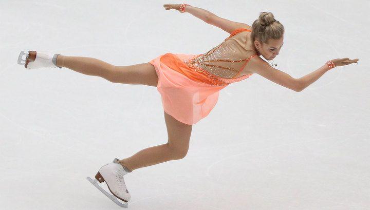 Фигурное катание. Елена Радионова пока вторая на Гран-при Китая | 24инфо.рф
