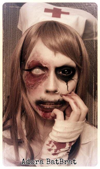 zombie nurse :-S