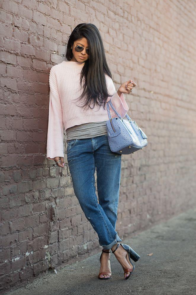 Fashion Estate - Sheryl Luke: Powder Pink