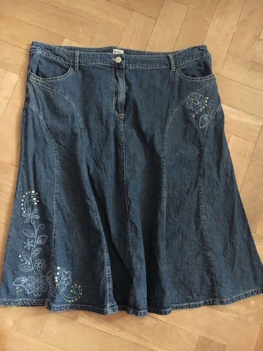 Moje Riflová sukně lehká velikost 44/46 od Butik! Velikost 44 / 16 / XL za150 Kč. Mrkni na to: http://www.vinted.cz/damske-obleceni/midi-sukne/12801545-riflova-sukne-lehka-velikost-4446.