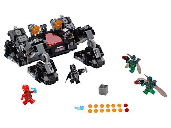 LEGO Batman Knightcrawler Tunnel Attack (76086)
