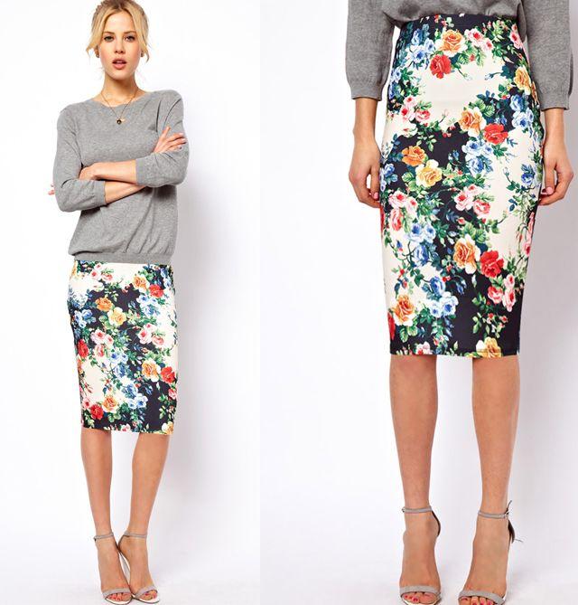 25 Tube Skirts Trending Now   Flashback Style
