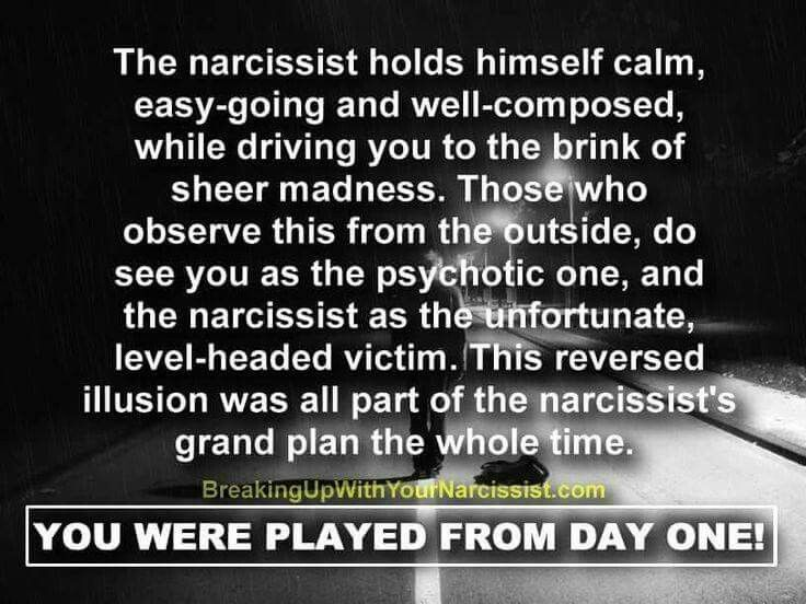 Can a narcissistic person change
