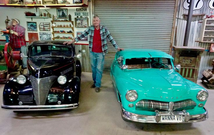 Dwarf Car Museum Arizona Ernie Adams' streetlegal scale