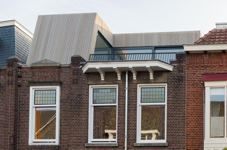 Dakopbouw woning in Breda met extra slaapkamer, badkamer en studie