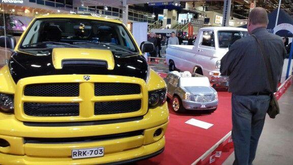 American Car Show'n satoa