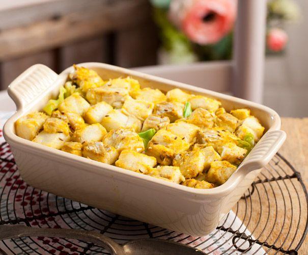 Recept: Kruidige kabeljauw met spitskool | Gezond Eten Magazine