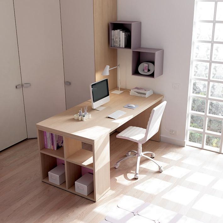 Oltre 25 fantastiche idee su armadio scrivania su - Scrivanie ikea camerette ...