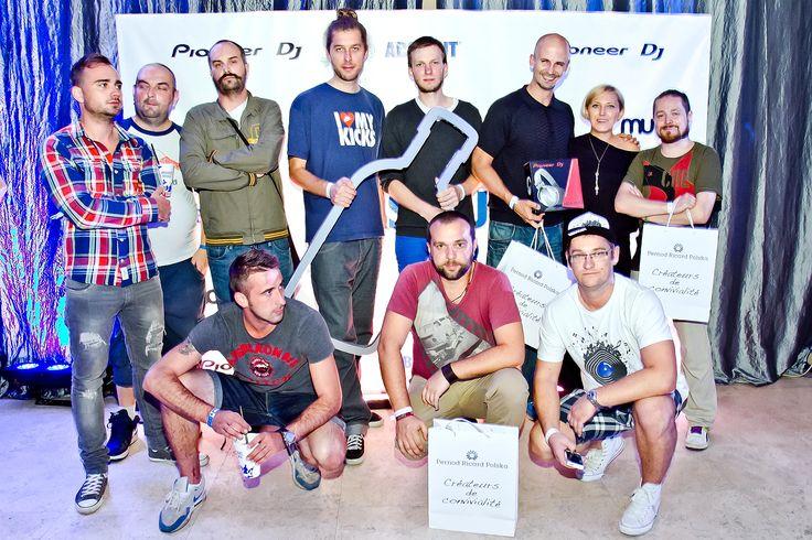 Team ABSOLUTa, Jury i półfinaliści
