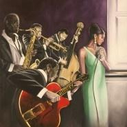Brent Lynch: Jazz room