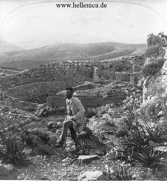 Mycenae 1897